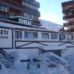 Отель Hostal Yeti