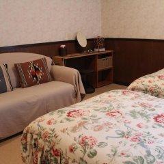 Отель Private House Earth Wind Яманакако удобства в номере