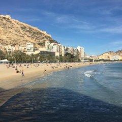 Отель Daniya Alicante пляж