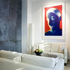 Апартаменты BURNS Art Apartments комната для гостей фото 4