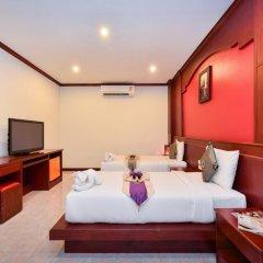 Отель Art Mansion Patong 3* Стандартный номер с двуспальной кроватью фото 8