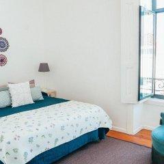Отель Dona Fina Guest House Стандартный номер с различными типами кроватей фото 4