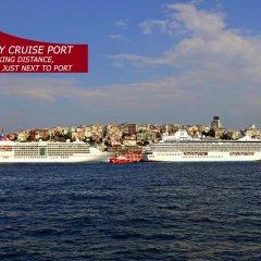 Port Hotel Tophane-i Amire Турция, Стамбул - отзывы, цены и фото номеров - забронировать отель Port Hotel Tophane-i Amire онлайн пляж
