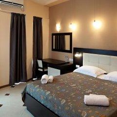 Бутик-отель Корал 4* Стандартный номер с различными типами кроватей фото 2