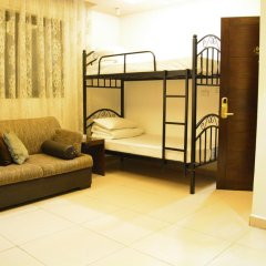 Nadine Boutique Hotel 3* Кровать в общем номере с двухъярусной кроватью фото 13