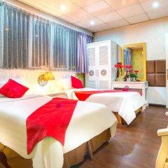 Hanoi Amanda Hotel 3* Номер Делюкс с различными типами кроватей фото 6