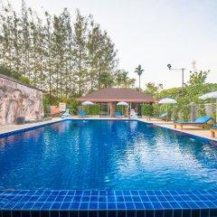 Santiphap Hotel & Villa бассейн