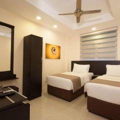 Отель Laguna Boutique Мальдивы, Северный атолл Мале - отзывы, цены и фото номеров - забронировать отель Laguna Boutique онлайн комната для гостей фото 3