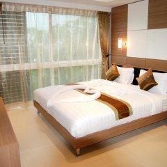 Отель I Am Residence 3* Улучшенные апартаменты с двуспальной кроватью фото 17