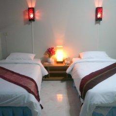 Апартаменты Lamai Apartment Улучшенный номер с разными типами кроватей фото 5