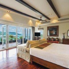 Отель Villa Amanzi Таиланд, пляж Ката - отзывы, цены и фото номеров - забронировать отель Villa Amanzi онлайн комната для гостей фото 5