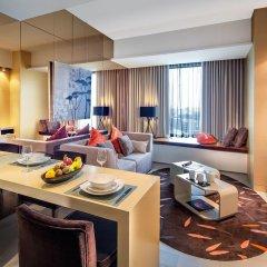 Отель Park Avenue Rochester 4* Люкс с различными типами кроватей фото 3