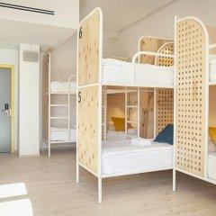 Хостел Netizen Кровать в мужском общем номере двухъярусные кровати фото 2