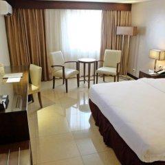 Mandarin Plaza Hotel 4* Номер Делюкс с различными типами кроватей фото 12