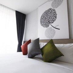 Отель Aspira Prime Patong 3* Улучшенный номер двуспальная кровать фото 7