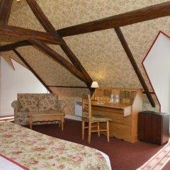 Hotel The Originals Domaine des Thômeaux (ex Relais du Silence) 3* Полулюкс с различными типами кроватей фото 4
