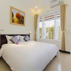Отель Hoi An Merrily Homestay 3* Стандартный номер с различными типами кроватей фото 2