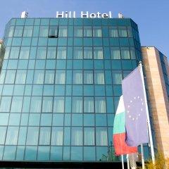 Hill Hotel 4* Стандартный номер с различными типами кроватей фото 13
