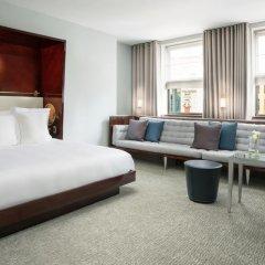 Отель Royalton, A Morgans Original 4* Стандартный номер с различными типами кроватей фото 3