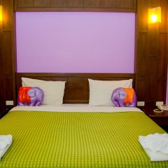 Hawaii Patong Hotel 3* Улучшенный номер с двуспальной кроватью фото 16