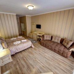 Гостиница Подгорье комната для гостей фото 3