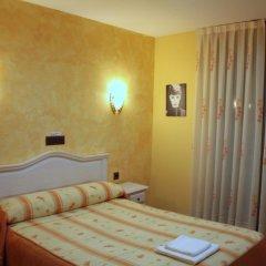 Отель Hostal Regio Стандартный номер с различными типами кроватей фото 3