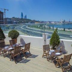 Отель Golden Coast Азербайджан, Баку - отзывы, цены и фото номеров - забронировать отель Golden Coast онлайн балкон