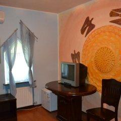 Gnezdo Gluharya Hotel 3* Стандартный номер разные типы кроватей фото 2