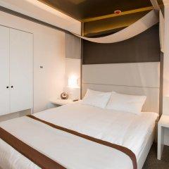 Гостиница УНО Стандартный номер с различными типами кроватей фото 8