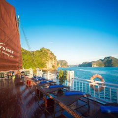 Отель Swan Cruises Halong бассейн фото 2