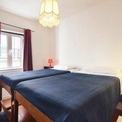 Отель Lisbon Story Guesthouse 3* Стандартный номер с двуспальной кроватью (общая ванная комната) фото 14