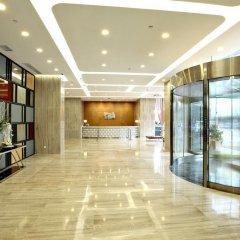 Отель Holiday Inn Express Chengdu Wuhou интерьер отеля фото 2
