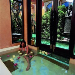 Отель The Baray Villa by Sawasdee Village 4* Вилла с различными типами кроватей фото 29