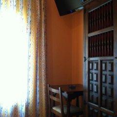 Отель Hostal Paracuellos Стандартный номер с различными типами кроватей (общая ванная комната) фото 8