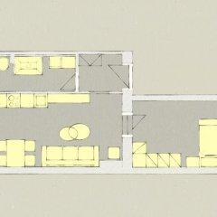 Апартаменты Design Apartments In Pilsen Пльзень сейф в номере