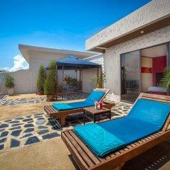 Отель Jamahkiri Resort & Spa бассейн
