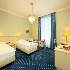 Hotel de France Wien 4* Номер Делюкс с различными типами кроватей