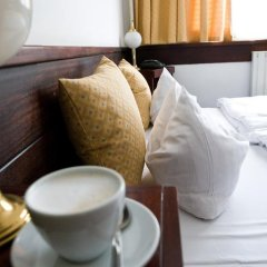 Hotel Gloria Budapest 3* Стандартный номер с различными типами кроватей фото 15