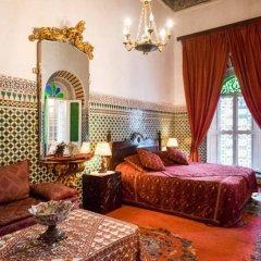 Отель 2 BR Charming Apartment Fes Марокко, Фес - отзывы, цены и фото номеров - забронировать отель 2 BR Charming Apartment Fes онлайн комната для гостей фото 2