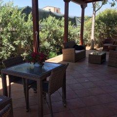 Отель B&B Villa Eleonora Реальмонте питание