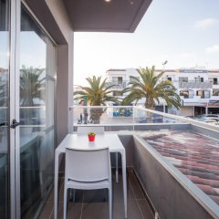 Отель Migjorn Ibiza Suites & Spa 4* Люкс с различными типами кроватей фото 3