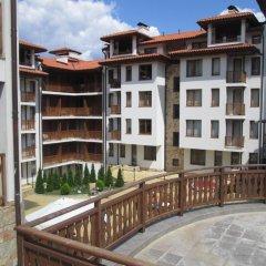 Отель Mountain Dream Alexander Services Apartments Болгария, Банско - отзывы, цены и фото номеров - забронировать отель Mountain Dream Alexander Services Apartments онлайн балкон