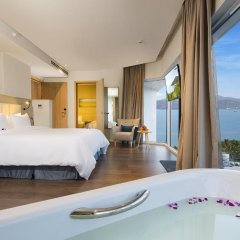 Отель Liberty Central Nha Trang 4* Номер Делюкс с различными типами кроватей