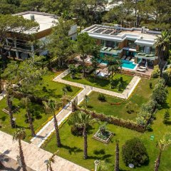 Отель Nirvana Lagoon Villas Suites & Spa 5* Вилла с различными типами кроватей фото 18