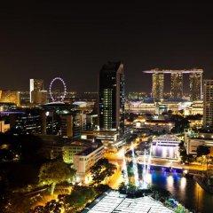 Отель Novotel Singapore Clarke Quay пляж