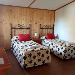 Отель Camping Ruta del Purche Сьерра-Невада удобства в номере
