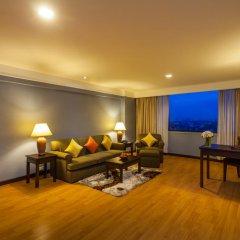 Twin Towers Hotel 4* Улучшенный номер с различными типами кроватей фото 2
