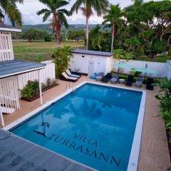 Отель Villa Turrasann бассейн
