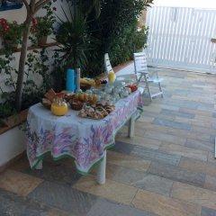 Отель Bed and Breakfast Marinella Порт-Эмпедокле питание фото 2