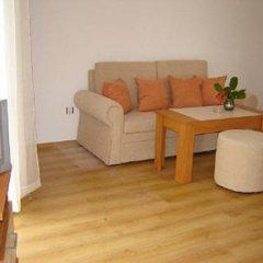 Апартаменты Bulgarienhus Polyusi Apartments Солнечный берег комната для гостей фото 4
